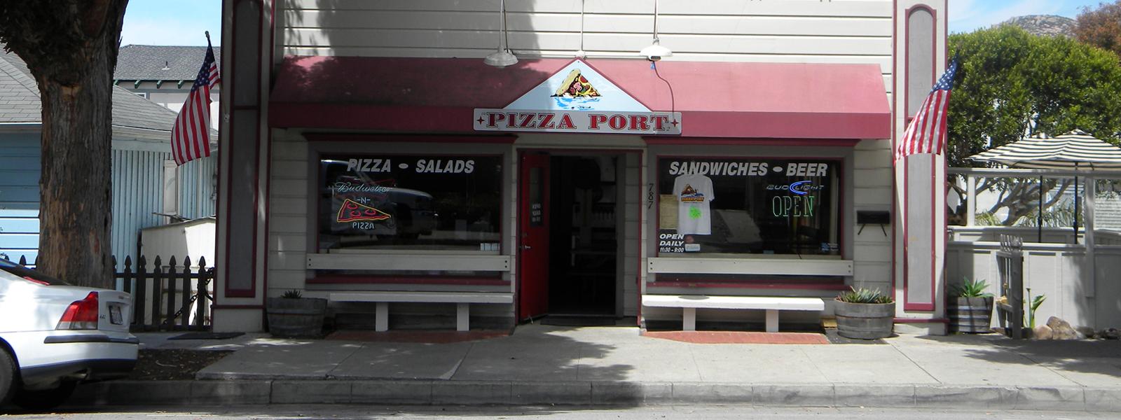 pizza central california